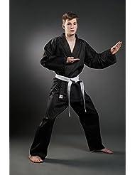 Orkansports–SV Hapkido Traje Negro, unisex, color , tamaño 200