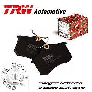 Preisvergleich Produktbild Bremsbelagsatz Bremsbeläge Bremsklötze Bremssteine TRW (GDB1330)