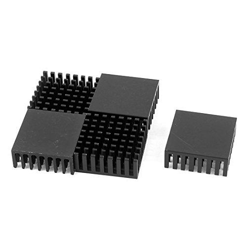 sourcingmapr-5-pcs-noir-aluminium-cpu-radiateur-dissipateur-de-chaleur-25mmx25mmx10mm