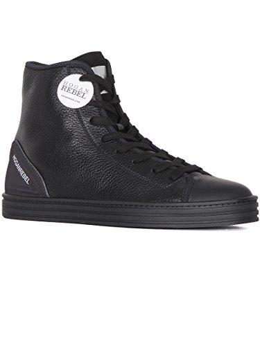 Hogan, Chaussures basses pour Homme Noir