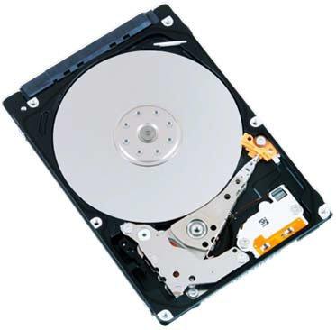 Toshiba MQ01ABF050-6,3cm 500GB 5400RPM 7mm 4K Block Dimensioni int HDD
