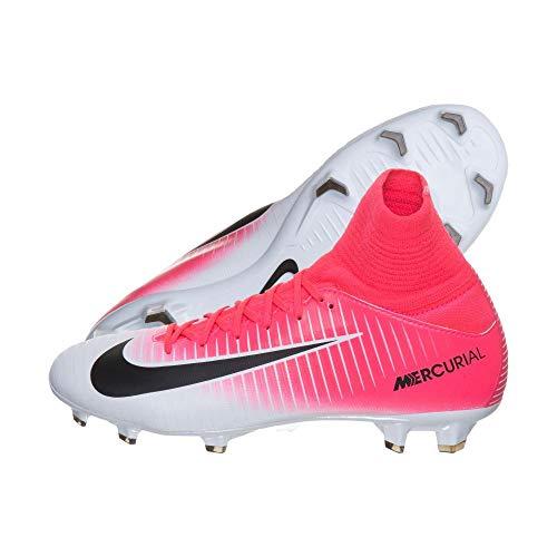 Nike Kinder Fußballschuhe JR Mercurial Superfly V FG 831943 601, Größe:EUR 37.5