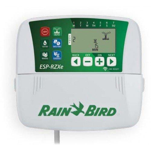 8-zonen-sprinkler-timer (Programmierer Elektro ESP RZX8Innenraum Rain Bird (Programmierer 8Zonen))