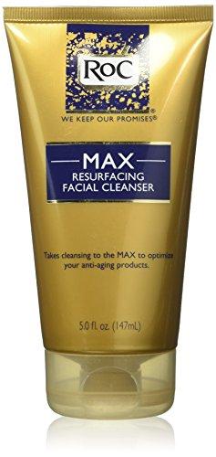 Roc - Max Resurfacing Facial Cleanser 147Ml/5Oz - Soins De La Peau