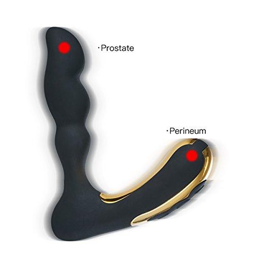 quanto è veloce lorgasmo con il vibratore prostatico