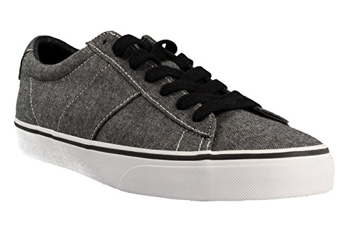 Ralph Lauren Baskets Grey 816-688480-004 Sayer Gris