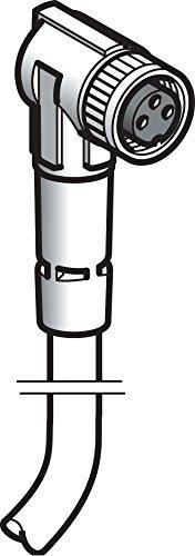 TELEMECANIQUE PSN - DET 54 01 - CONECTOR HEMBRA M8 PNP LED 10M