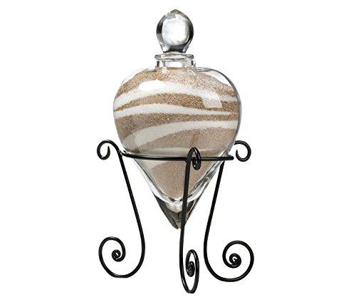 nheit Sand Vase mit Ständer ()
