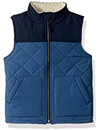 The Children's Place Baby Boys' Quilted Vest