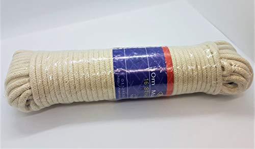 Cuerda algodón tendederos poleas victorianas Extra
