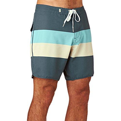 Herren Boardshorts Rhythm The Julian Trunk Boardshorts Navy