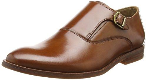 Aldo Catallo, Chaussures à boucle pour  Homme Marron