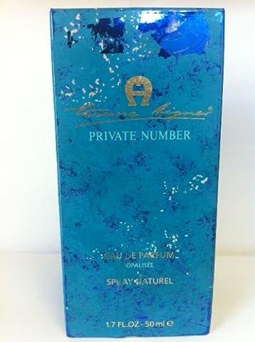 Etienne Aigner - Private Number - Opalisée - Opalisee - Eau de Parfum - EdP - 50ml