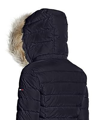 Hilfiger Denim Women's THDW BASIC DOWN JACKET 2 Down Long Sleeve Jacket