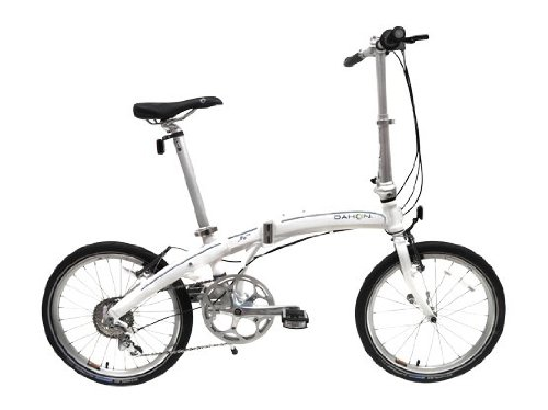 Dahon FD24 - Bicicleta , 20 in, color negro