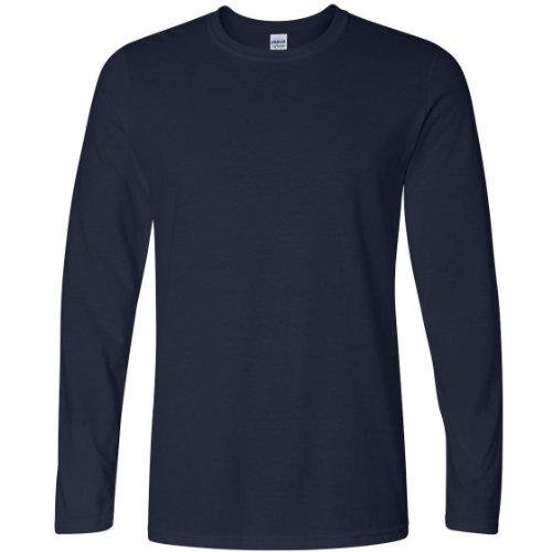 GILDANHerren T-Shirt Marineblau
