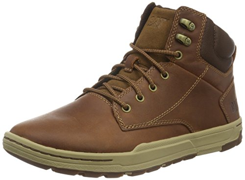 Caterpillar Colfax Mid, Sneakers Hautes Homme Brun (Barley)