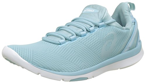 Asics Gel-fit Sana 3, Scarpe Running Donna Blu (bleu Porcelaine / Argent / Blanc 1493)