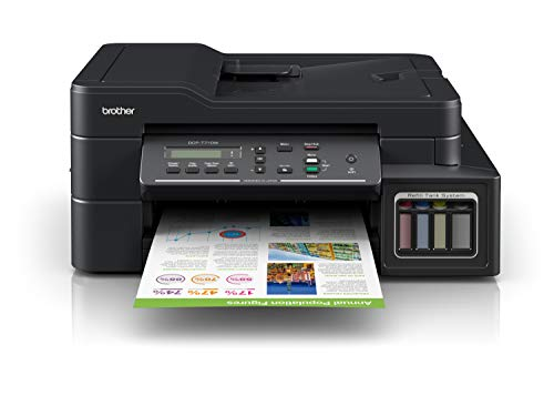 1. Brother DCP-T710W Inktank Refill System Printer