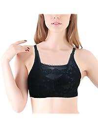 2804e04026 Jiyaru Special Bra with Pocket for Silicone Breast Crossdresser Mastectomy