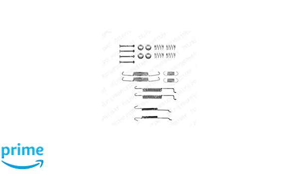 Delphi LY1121 BRAKE SHOE FITTING KIT