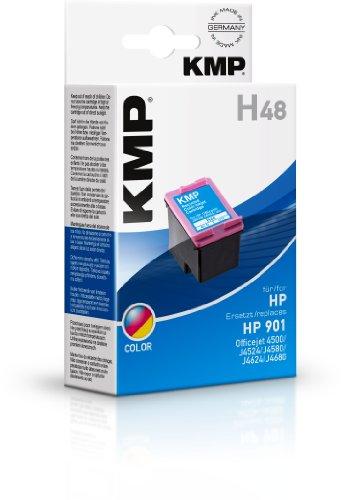 Preisvergleich Produktbild KMP H48 Tintenpatronen ersetzt HP 901 3-Color