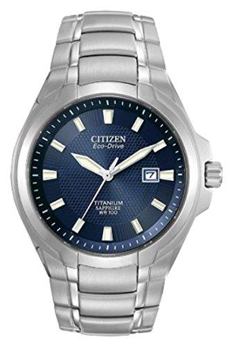citizen-mens-titanium-eco-drive-blue-dial-bracelet-watch-bm7170-53l