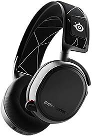 SteelSeries Arctis 9 - Dual-kabelloses Gaming-Headset - Verlustfreies 2,4 GHz Wireless + Bluetooth - Über 20 S
