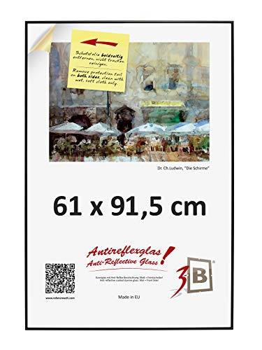 3B ALU POSTER BRUSHED - 61x91
