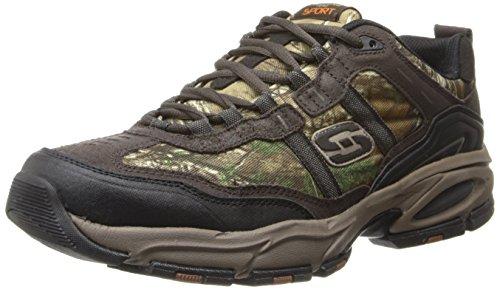 Skechers Herren Vigor 2.0 Sneaker, (Camouflage), 45 EU