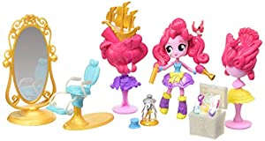My Little Pony Equestria Girls Mini La habitación, Color Rosa (Hasbro B8824EU4)