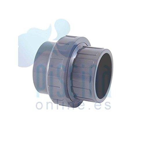 Fluidra 02332-Link 3-teilig PVC Einreihung D63