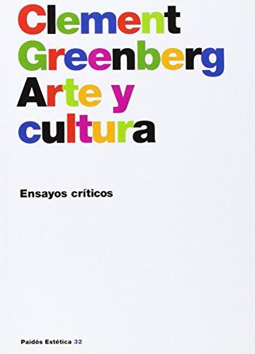 Descargar Libro Arte y cultura: Ensayos críticos (Estética) de Clement Greenberg