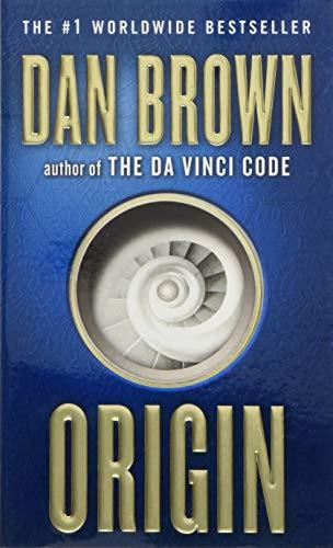Buchseite und Rezensionen zu 'Origin (Robert Langdon)' von Dan Brown