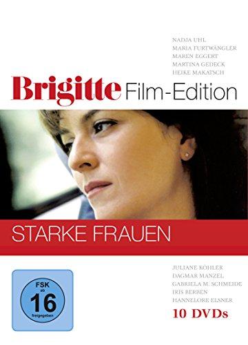 Brigitte Film-Edition Starke Frauen [10 DVDs] (Koma-dvd)
