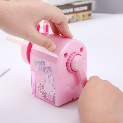 M & G Table Sharpener FPS90609 - Pink