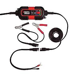 Black + Decker Erhaltungs-Batterieladegerät  BDV090  6 / 12 Volt
