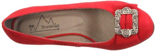 Hirschkogel by Andrea Conti 0590454, Scarpe col tacco Donna Rosso (Rot (rot 021))