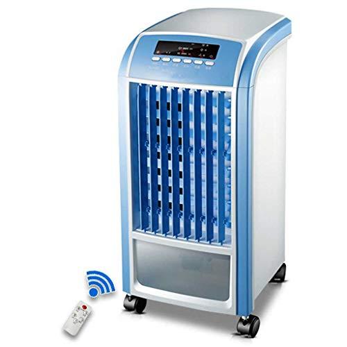 Yuan-Spray Fan Fernbedienung Kaltwassersatz Klimaanlage Ventilator Haushalt leise Kühler Mobile Klimaanlage Kälte Heizung Dual-Purpose-Universal-Klimaanlage Lüfter