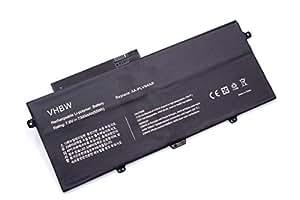 vhbw Batterie 7300mAh notebook Samsung Ativ Book 9 Plus NP940X3G NP940X3G-K01 NP940X3G-K02 NP940X3G-K03US NP940X3G-K04 NP940X3G-K04US comme AA-PLVN4AR