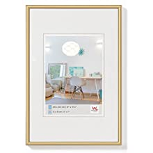 Walther design KV025G New Lifestyle picture frame, 8 x 10 inch (20 x 25 cm), gold