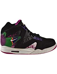 new style 90f33 cbaef Nike Air Tech Challenge Hybrid QS Men's Shoes Black/White-Rave Pink-Varsity