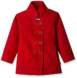 612 League Girls Coat (ILW00S630010C_Red_9-10YRS)
