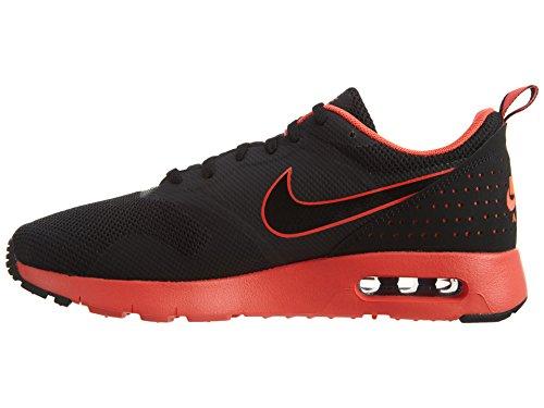 Nike Jungen Air Max Tavas Fb (Gs) Laufschuhe Black (Schwarz / Hell Hochrot)