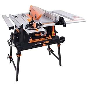 Scie Sur Table Multi-Usages TCT RAGE5 255mm EVOLUTION EV01