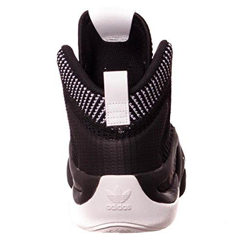 adidas Herren Crazy 8 ADV PK Fitnessschuhe Cblack/Cblack/Ftwwht