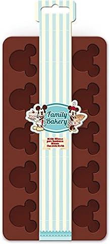 Stor Family BakeryMoule en silicone pour chocolats dans emballage carton