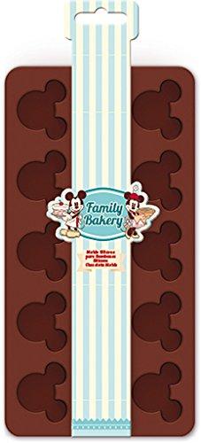 Stor Family Bakery Moule en Silicone pour chocolats dans Emballage Carton