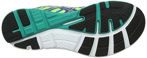 ASICS Gel-Electro33, Herren Outdoor Fitnessschuhe Blau (Blue/Silver/Flash Yellow 4293)