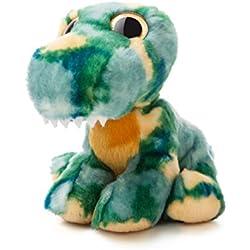 Candies - T-Rex de peluche, color verde (Aurora World 60598)